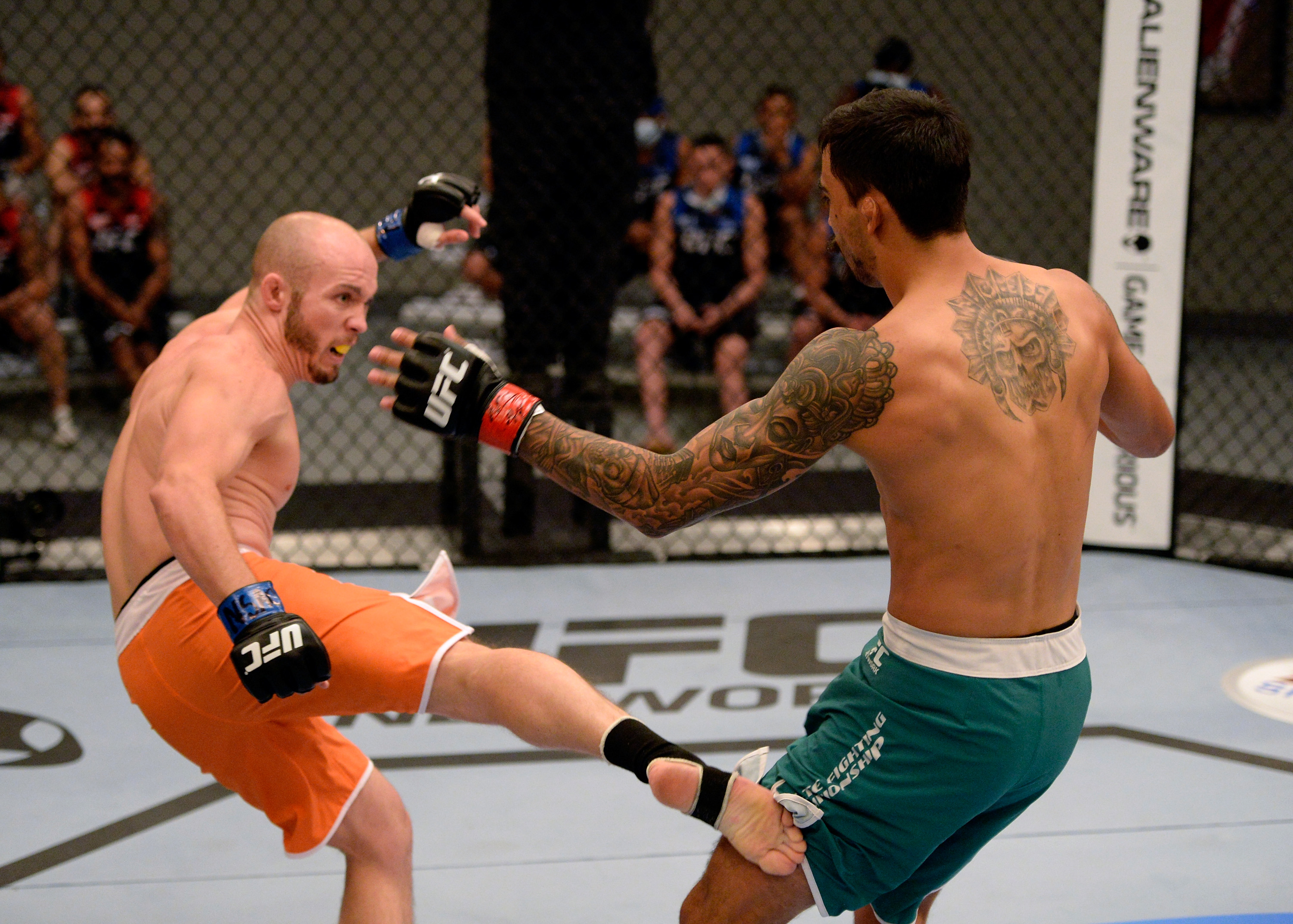 The Ultimate Fighter Latin America - Quionez v Syler