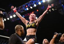 ufc fight night 95 cris cyborg