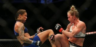 UFC 208 germaine de randamie holly holm