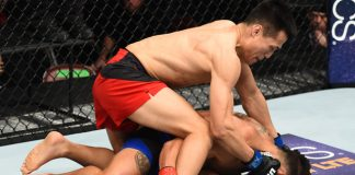 chan sung jung dennis bermudez ufc fight night 104