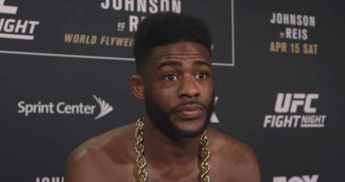 Aljamain Sterling