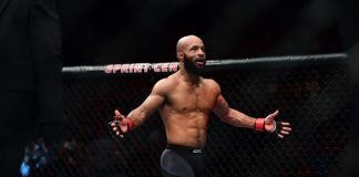 ufc on fox 24 demetrious johnson