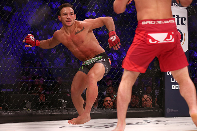 bellator 180 michael chandler