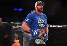 Bellator 180 ryan bader