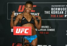 angela hill ufc fight night 104
