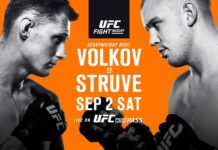 ufc fight night 115