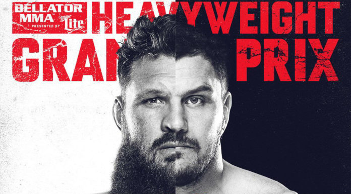 bellator 194 roy nelson matt mitrione