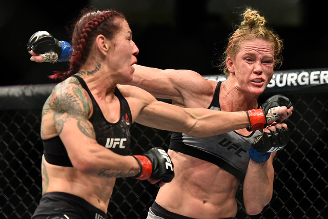 ufc 219 cris cyborg holly holm