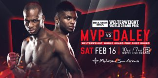 Bellator 216 michael page paul daley MVP