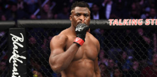 Francis Ngannou contesta a Jon Jones