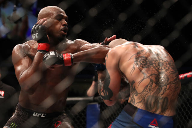 UFC 235 Jon Jones Anthony Smith
