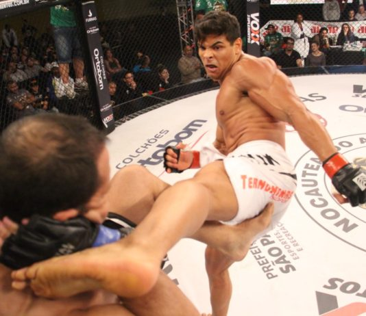 Jungle Fight es un evento icónico del MMA en Brasil.