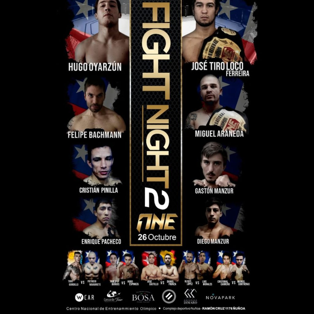 One Fight Night 2