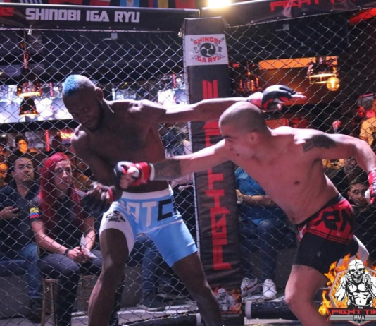 Fight Time MMA