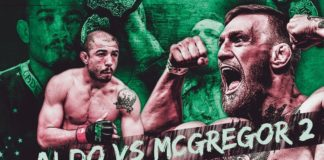 McGregor vs Aldo 2
