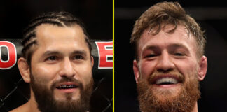 McGregor vs Masvidal