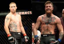 McGregor vs Gaethje