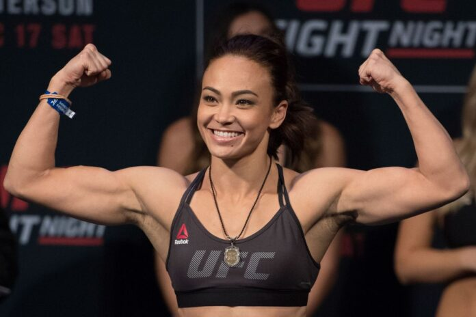 El plan de Michelle Waterson