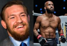 Conor McGregor Demetrious Johnson