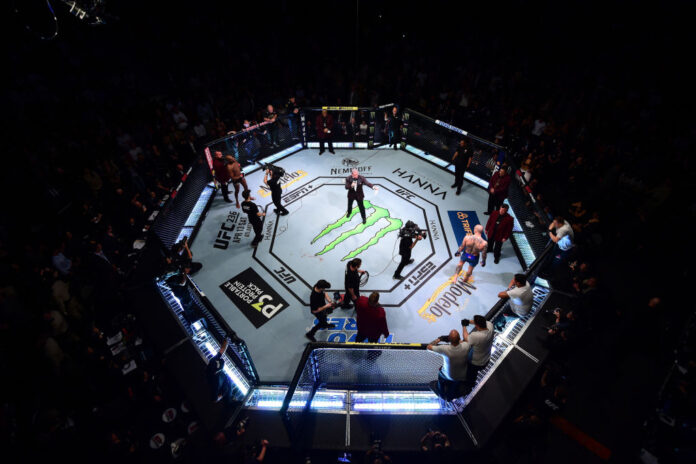 Octagon of UFC